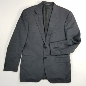 Canali Pure Wool Italian Sports Coat Suit Blazer